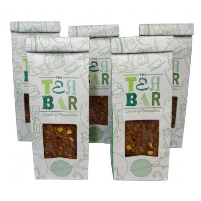 5 x 100 gram Rooibos Chai