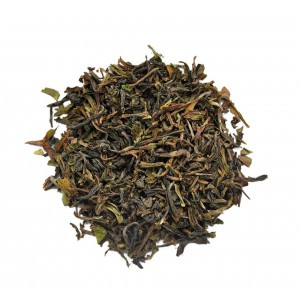 Black Darjeeling First Flush bio