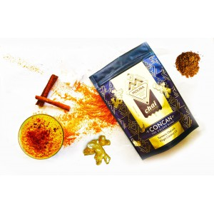 Golden Milk - Golden Latte -Turmeric Chai - Molina Concan