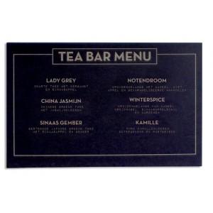 Tea Tray Barney