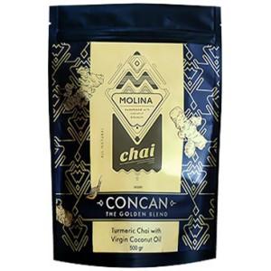 Molina Concan Turmeric Chai 500 gr - Golden Latte