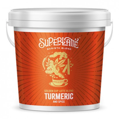 Golden Cup Latte Kurkuma 750 gr - SuperLatte