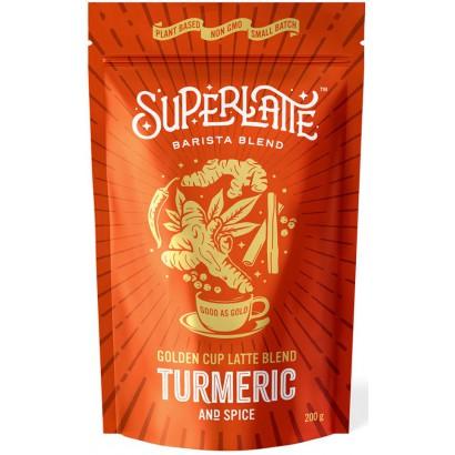 Golden Cup Kurkuma Latte 200 gram SuperLatte