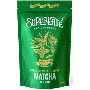 Green Dream Matcha 200 gram SuperLatte