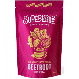 Red Velvet Latte 200 gram SuperLatte