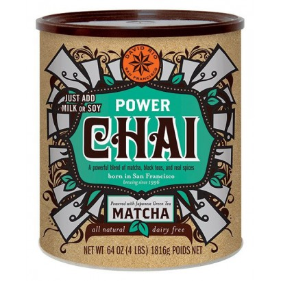 Power chai XL pot 1816 gram